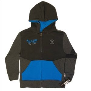 Beverly Hills Polo Club Zip-up 2pcHoodieSet